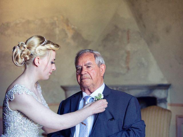 Il matrimonio di Loris e Caroline a Robecco sul Naviglio, Milano 33