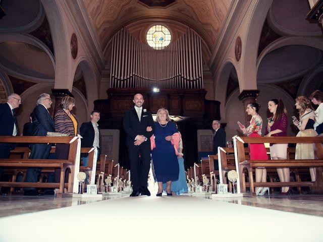 Il matrimonio di Loris e Caroline a Robecco sul Naviglio, Milano 37