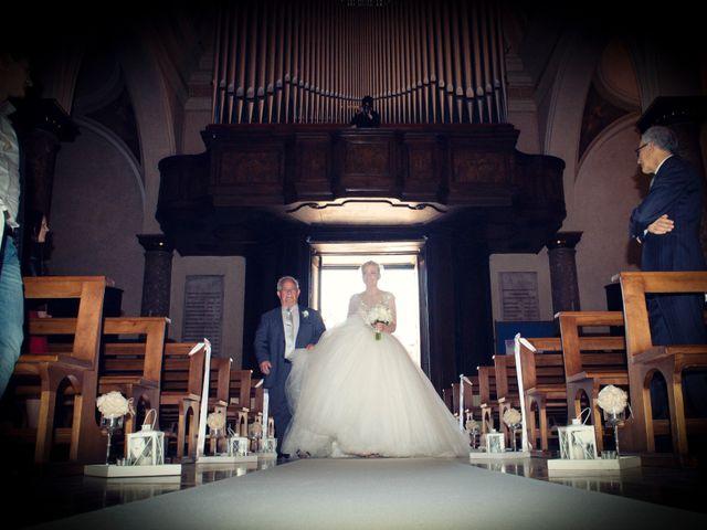 Il matrimonio di Loris e Caroline a Robecco sul Naviglio, Milano 41