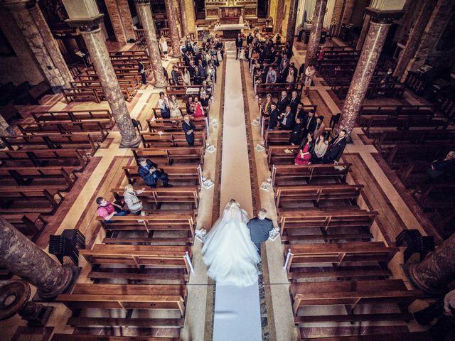 Il matrimonio di Loris e Caroline a Robecco sul Naviglio, Milano 42