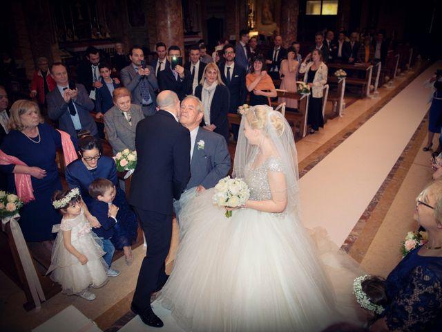 Il matrimonio di Loris e Caroline a Robecco sul Naviglio, Milano 44