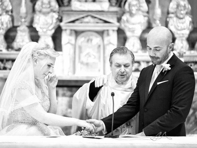 Il matrimonio di Loris e Caroline a Robecco sul Naviglio, Milano 49