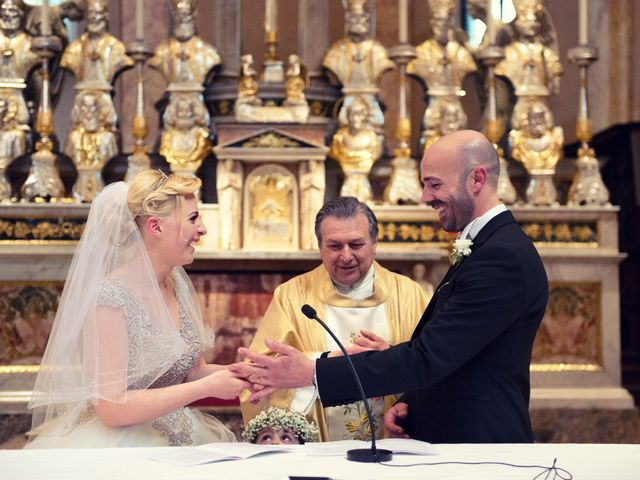 Il matrimonio di Loris e Caroline a Robecco sul Naviglio, Milano 52