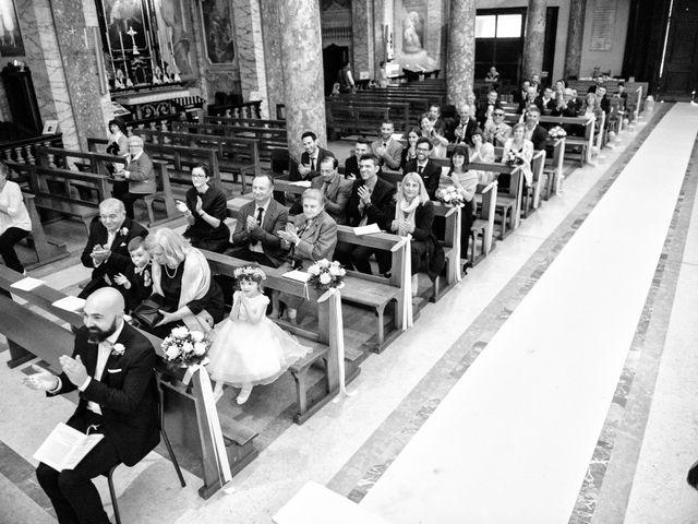 Il matrimonio di Loris e Caroline a Robecco sul Naviglio, Milano 53
