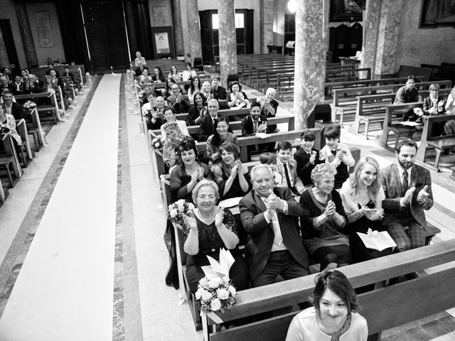 Il matrimonio di Loris e Caroline a Robecco sul Naviglio, Milano 54