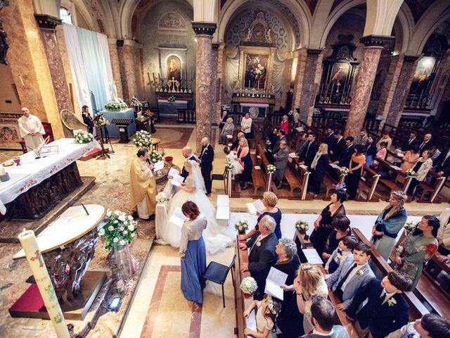 Il matrimonio di Loris e Caroline a Robecco sul Naviglio, Milano 56