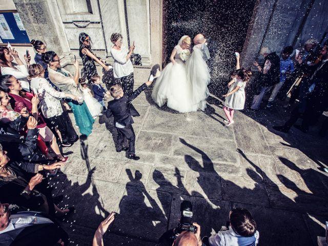 Il matrimonio di Loris e Caroline a Robecco sul Naviglio, Milano 62