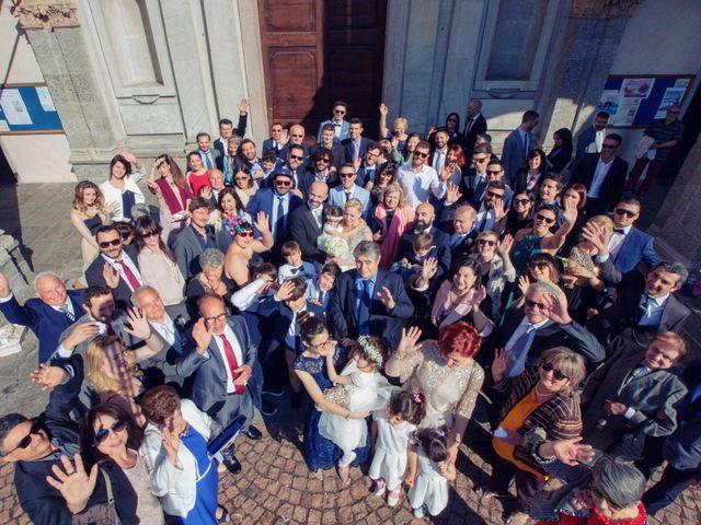 Il matrimonio di Loris e Caroline a Robecco sul Naviglio, Milano 63