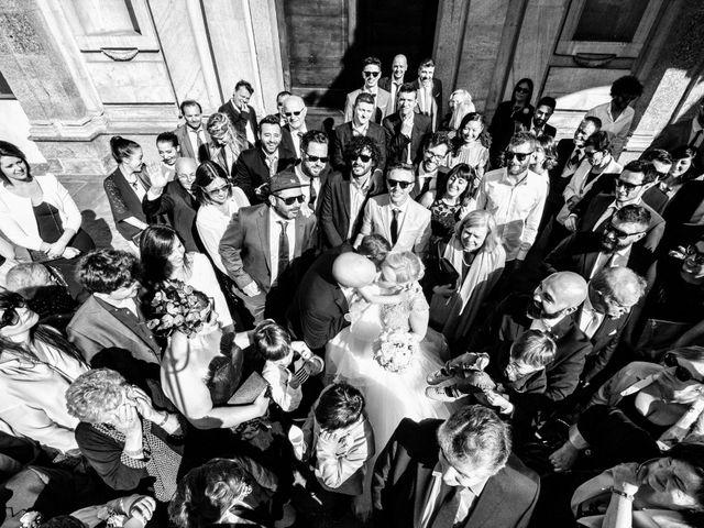 Il matrimonio di Loris e Caroline a Robecco sul Naviglio, Milano 64