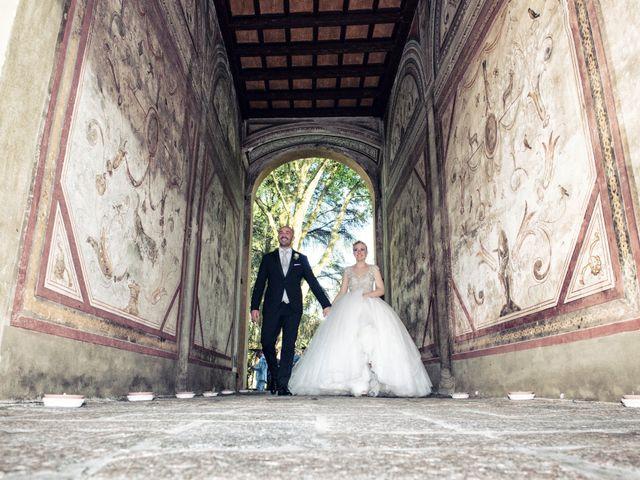 Il matrimonio di Loris e Caroline a Robecco sul Naviglio, Milano 68