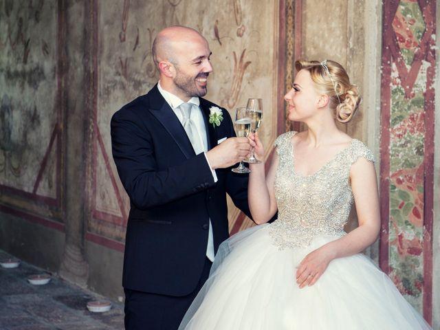 Il matrimonio di Loris e Caroline a Robecco sul Naviglio, Milano 69