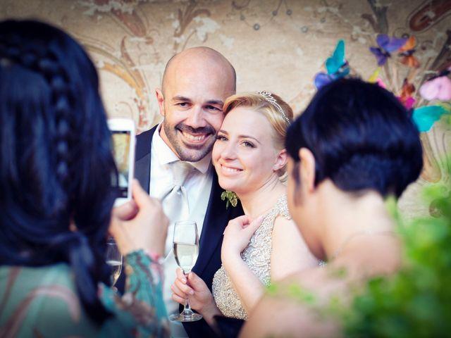Il matrimonio di Loris e Caroline a Robecco sul Naviglio, Milano 70