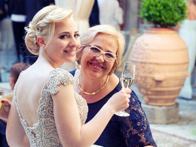 Il matrimonio di Loris e Caroline a Robecco sul Naviglio, Milano 71