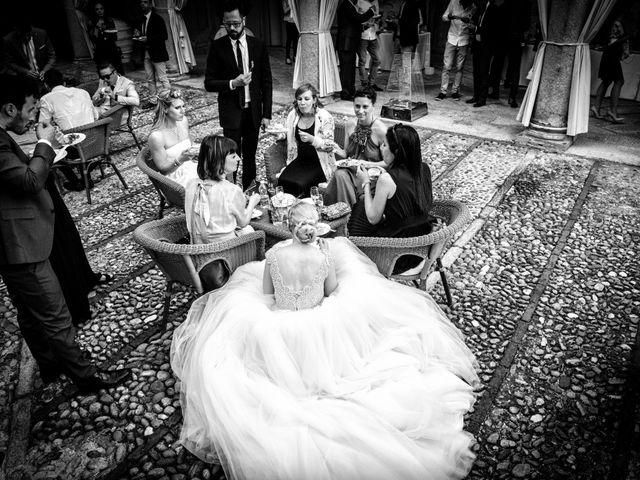 Il matrimonio di Loris e Caroline a Robecco sul Naviglio, Milano 72