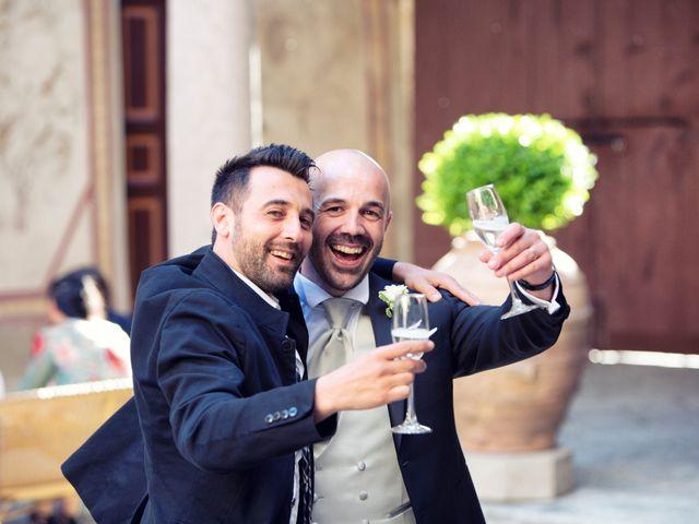 Il matrimonio di Loris e Caroline a Robecco sul Naviglio, Milano 73