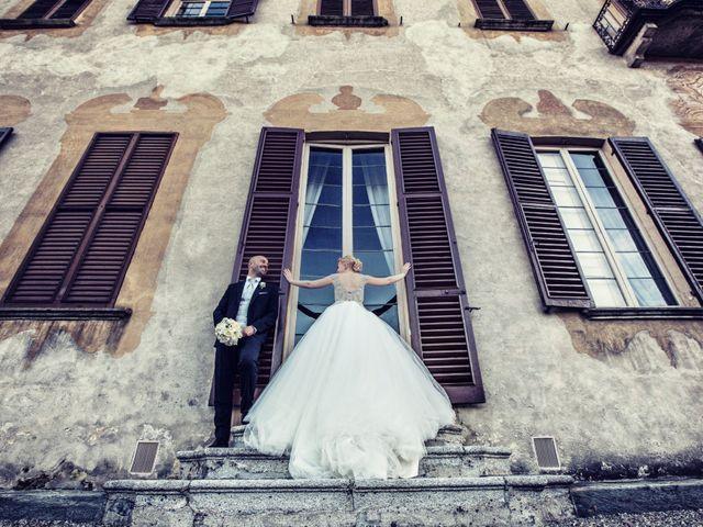 Il matrimonio di Loris e Caroline a Robecco sul Naviglio, Milano 75