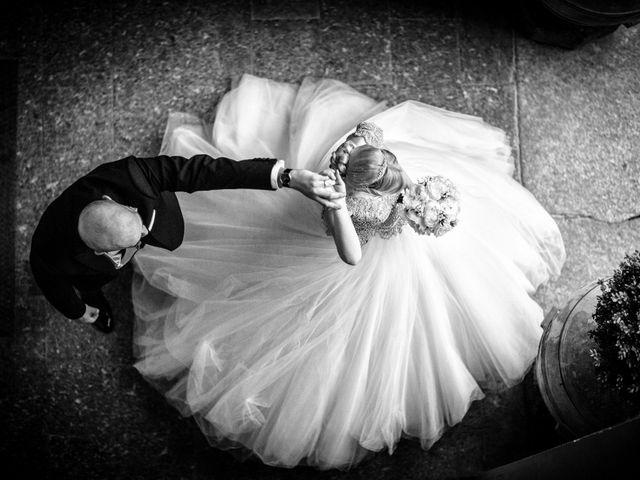Il matrimonio di Loris e Caroline a Robecco sul Naviglio, Milano 77
