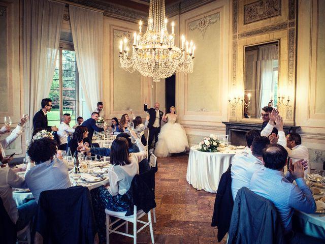 Il matrimonio di Loris e Caroline a Robecco sul Naviglio, Milano 80