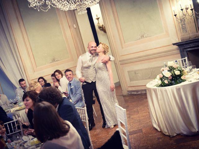 Il matrimonio di Loris e Caroline a Robecco sul Naviglio, Milano 83