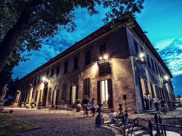 Il matrimonio di Loris e Caroline a Robecco sul Naviglio, Milano 84