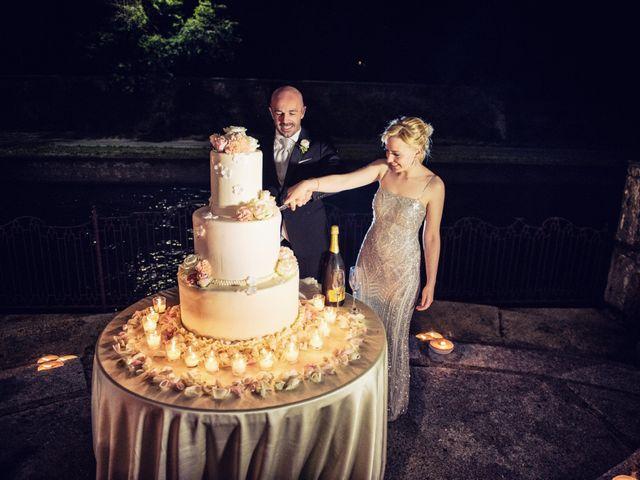 Il matrimonio di Loris e Caroline a Robecco sul Naviglio, Milano 85