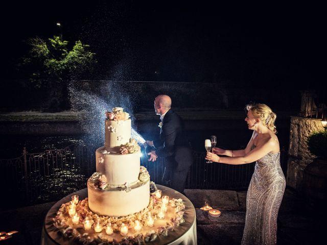 Il matrimonio di Loris e Caroline a Robecco sul Naviglio, Milano 86