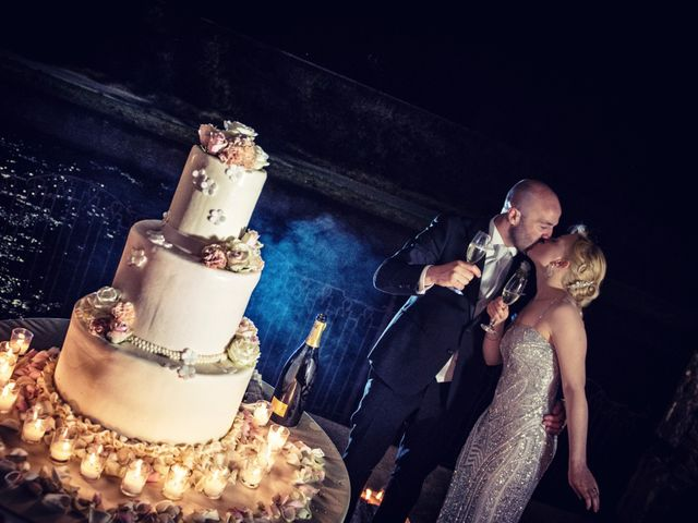 Il matrimonio di Loris e Caroline a Robecco sul Naviglio, Milano 87