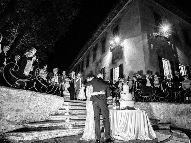 Il matrimonio di Loris e Caroline a Robecco sul Naviglio, Milano 88