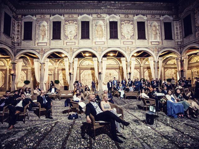 Il matrimonio di Loris e Caroline a Robecco sul Naviglio, Milano 89
