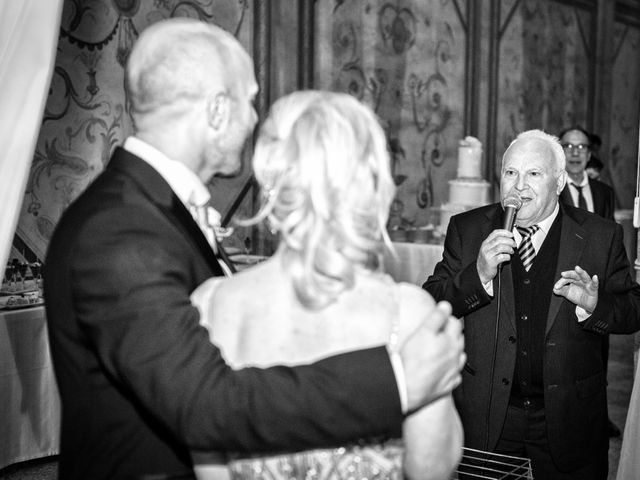 Il matrimonio di Loris e Caroline a Robecco sul Naviglio, Milano 90