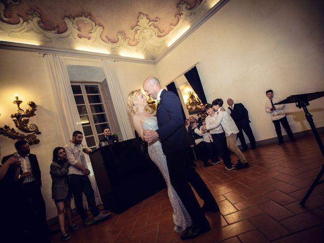 Il matrimonio di Loris e Caroline a Robecco sul Naviglio, Milano 91