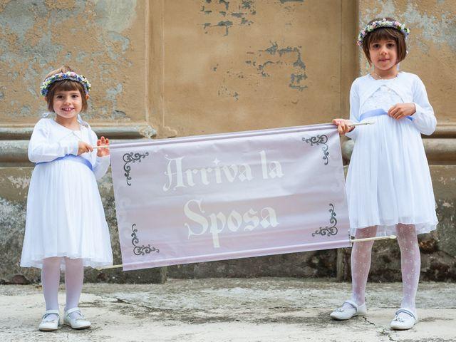Il matrimonio di Marco e Francesca a Piacenza, Piacenza 13