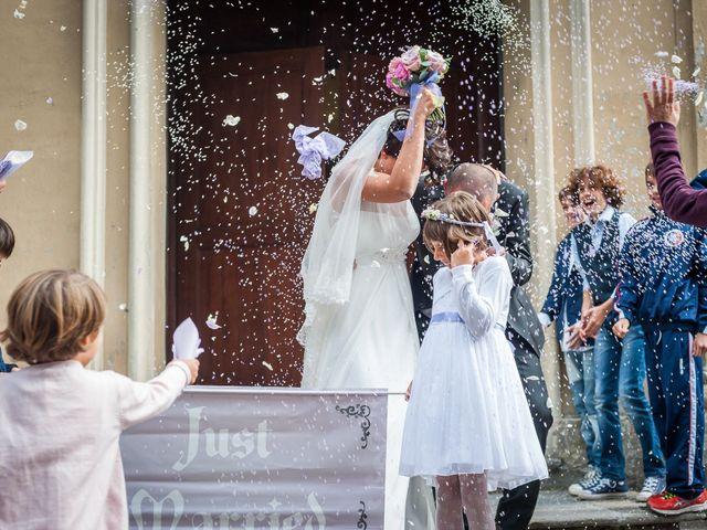 Il matrimonio di Marco e Francesca a Piacenza, Piacenza 24
