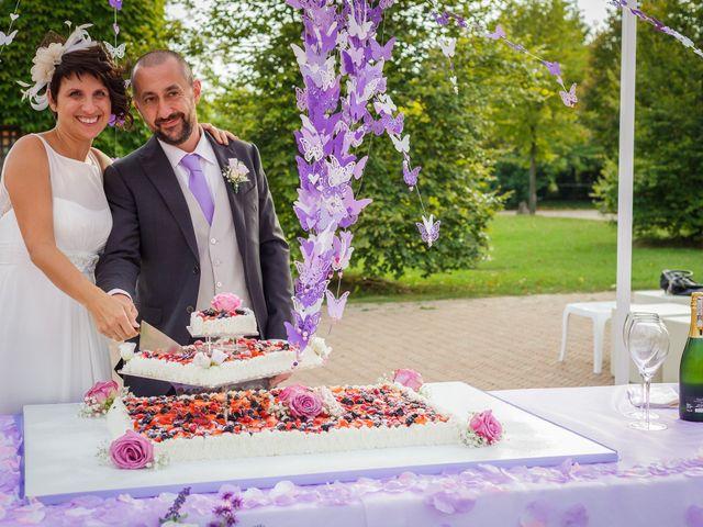 Il matrimonio di Marco e Francesca a Piacenza, Piacenza 35