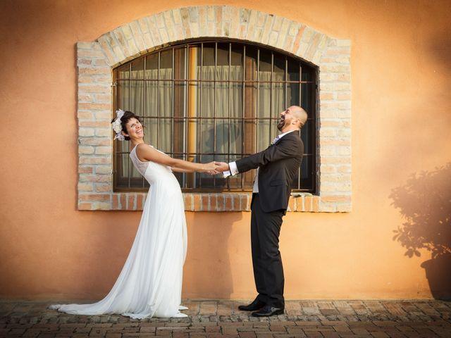 Il matrimonio di Marco e Francesca a Piacenza, Piacenza 43