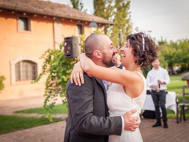 Il matrimonio di Marco e Francesca a Piacenza, Piacenza 45