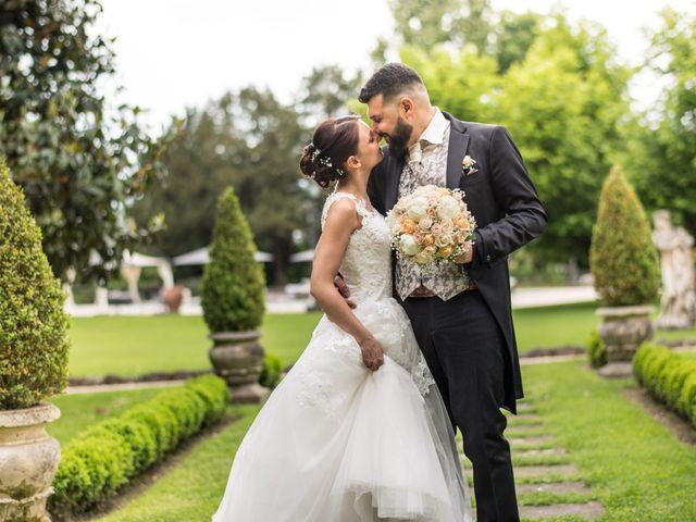 Le nozze di Monica e Loris