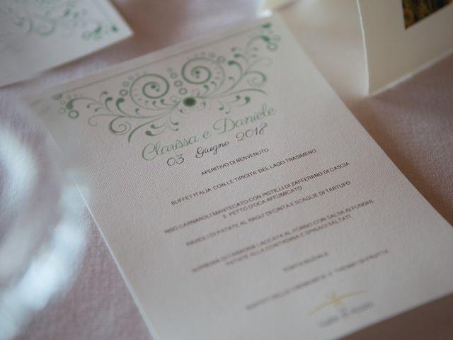Il matrimonio di Clarissa  e Daniele a Bevagna, Perugia 7