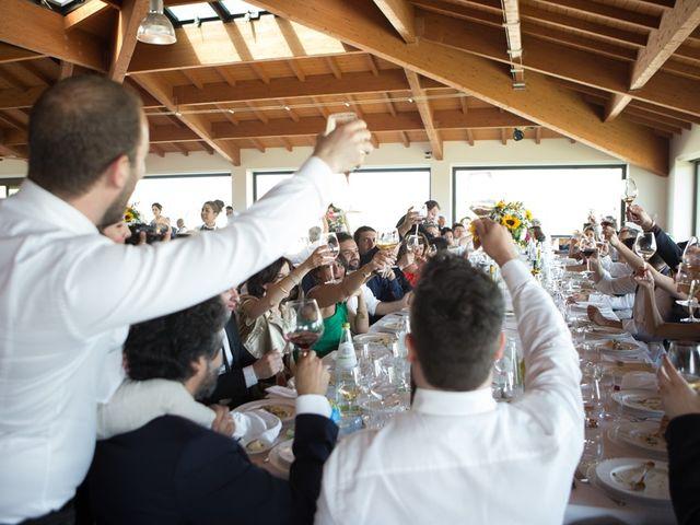 Il matrimonio di Clarissa  e Daniele a Bevagna, Perugia 9