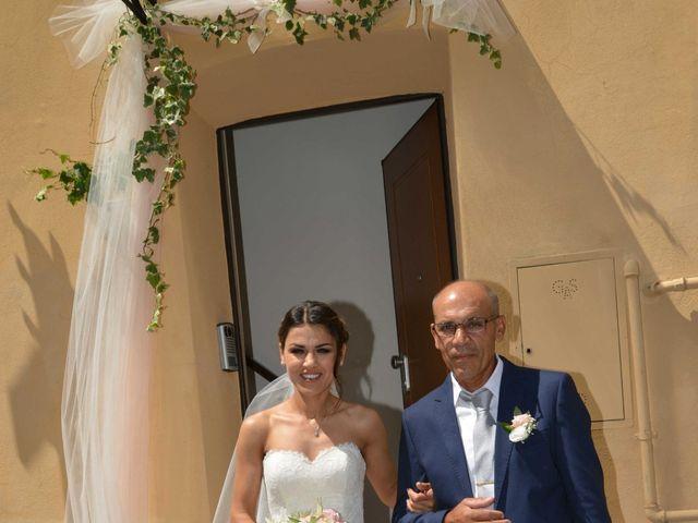 Il matrimonio di Federico e Viorica a Figline Valdarno, Firenze 24