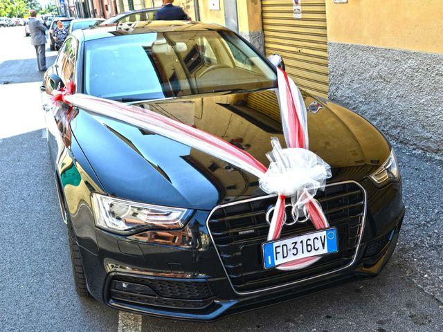 Il matrimonio di Federico e Viorica a Figline Valdarno, Firenze 25