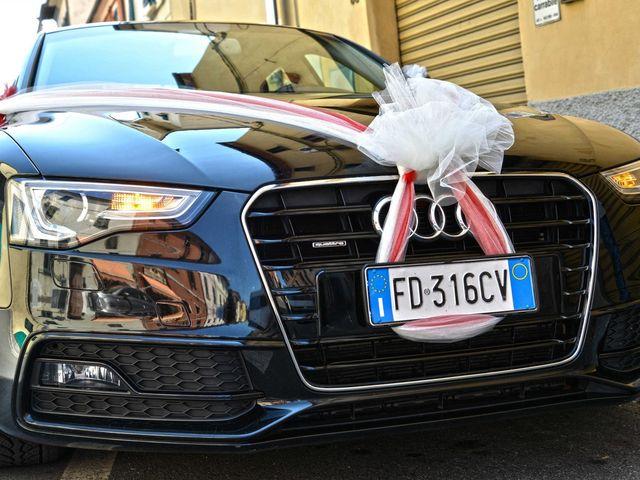 Il matrimonio di Federico e Viorica a Figline Valdarno, Firenze 26