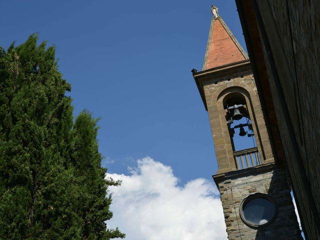 Il matrimonio di Federico e Viorica a Figline Valdarno, Firenze 43