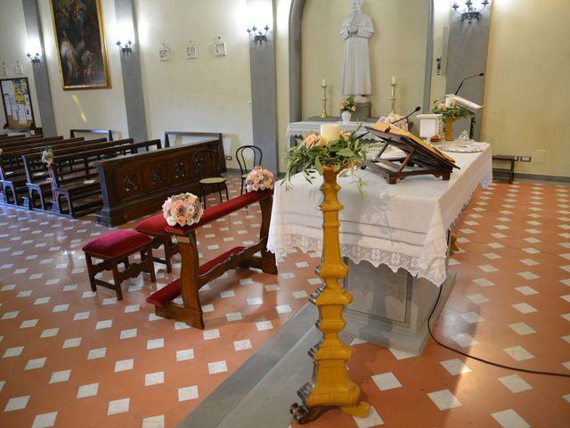 Il matrimonio di Federico e Viorica a Figline Valdarno, Firenze 46
