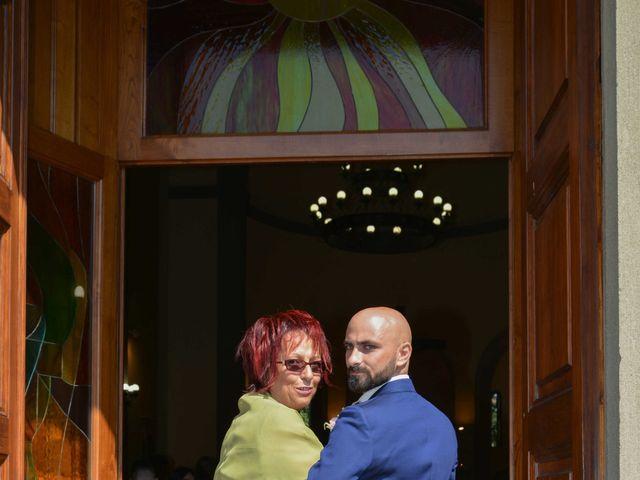 Il matrimonio di Federico e Viorica a Figline Valdarno, Firenze 60