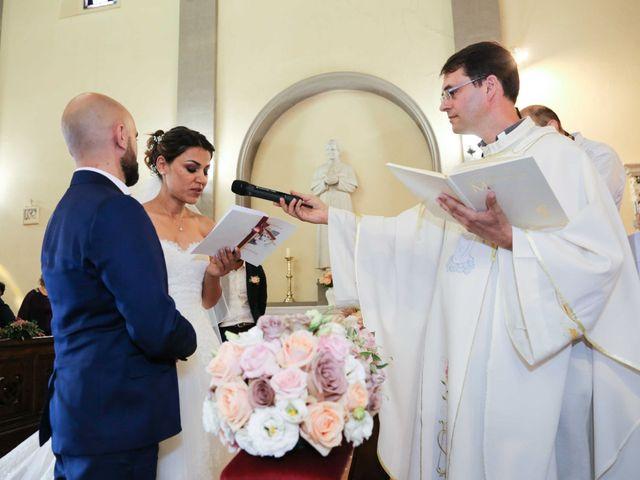 Il matrimonio di Federico e Viorica a Figline Valdarno, Firenze 69