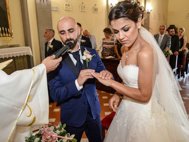 Il matrimonio di Federico e Viorica a Figline Valdarno, Firenze 73