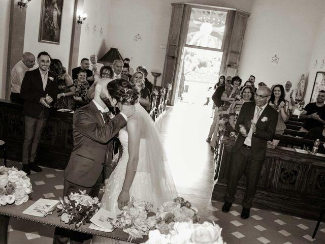 Il matrimonio di Federico e Viorica a Figline Valdarno, Firenze 79