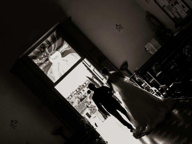 Il matrimonio di Federico e Viorica a Figline Valdarno, Firenze 2