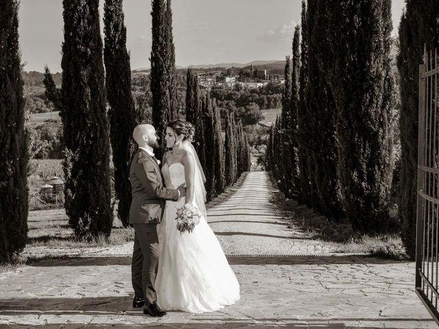 Il matrimonio di Federico e Viorica a Figline Valdarno, Firenze 88